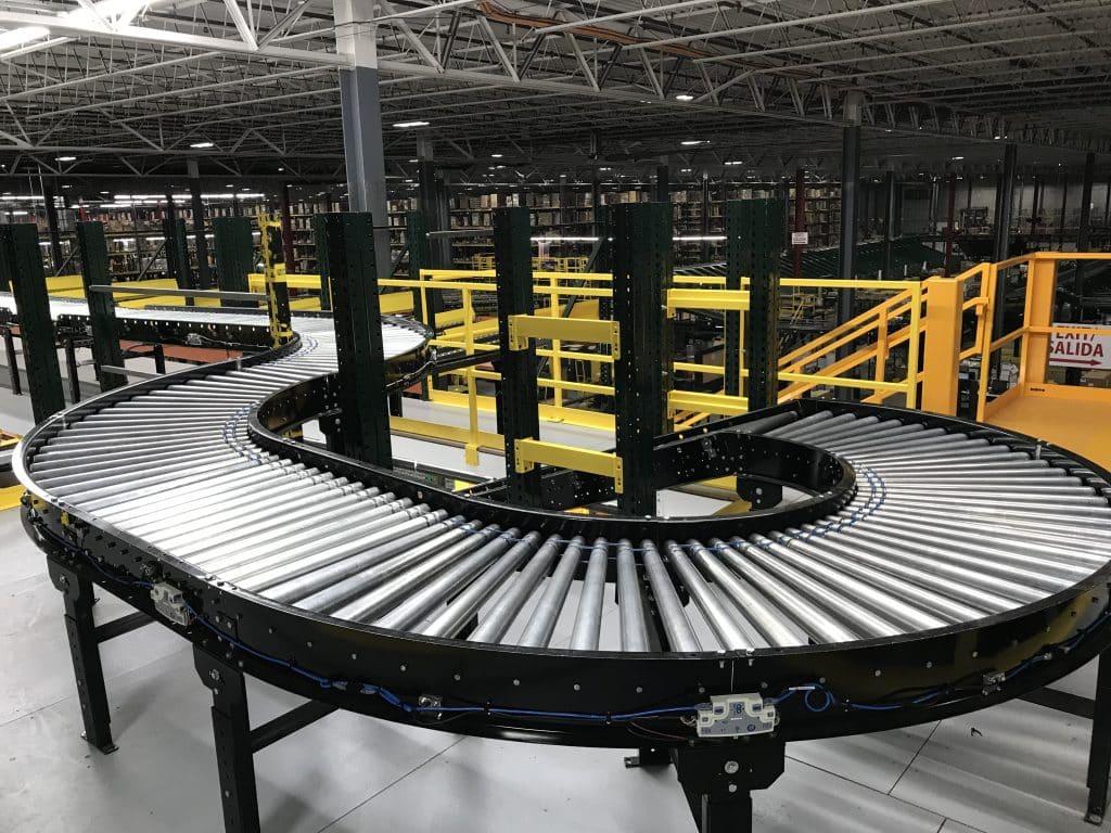 zero pressure accumulation conveyor