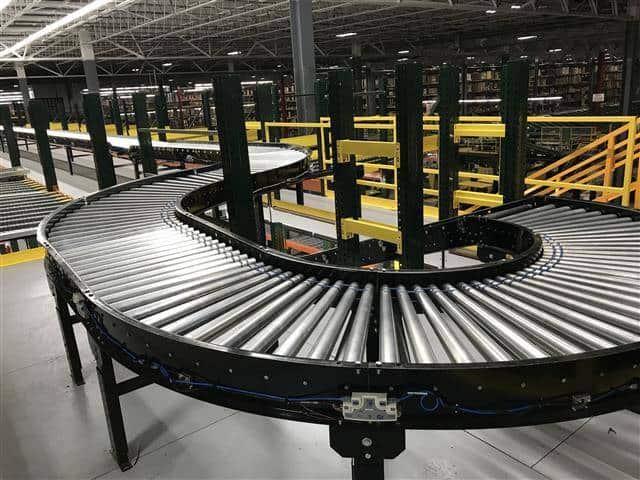 MDR Accumulation Conveyor