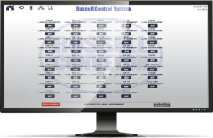 Russell Control Software